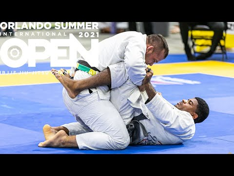 Yago de Souza v Helton José Jr. / Orlando Summer Open 2021