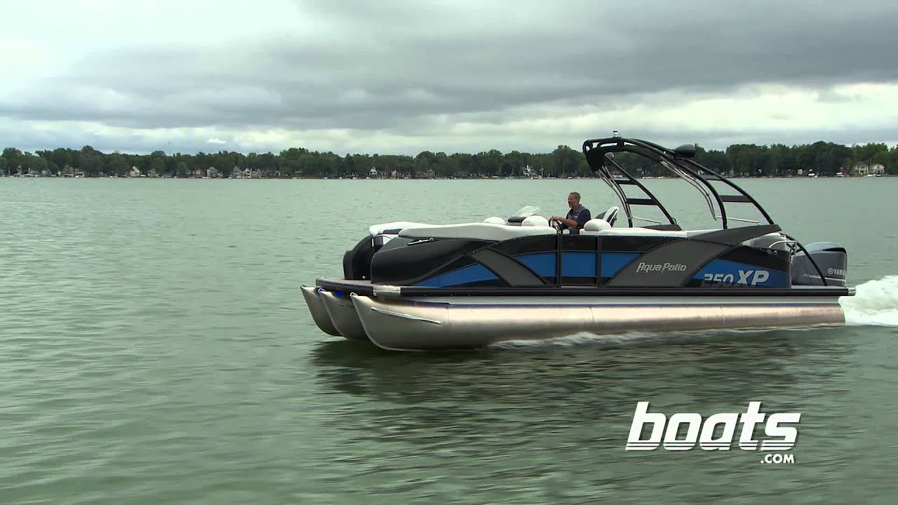 Performance Pontoon Boats The Need For Speed
