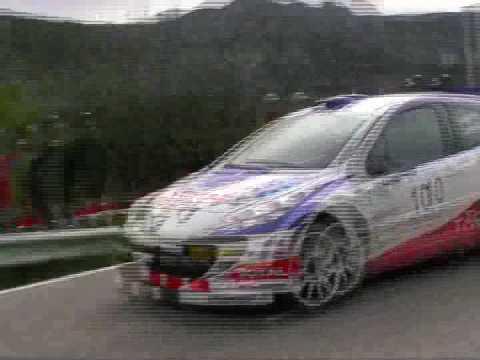 Rallye Mediterraneo 2008
