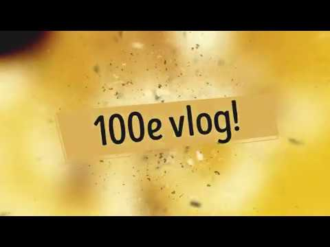 (Film 170) 100e vlog op zondag - Waardeer je leven op.