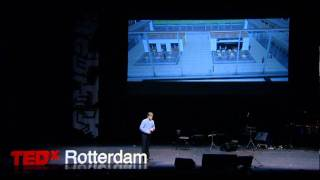 TEDxRotterdam - Willem-Paul Brinkman- Virtual reality will lead the future