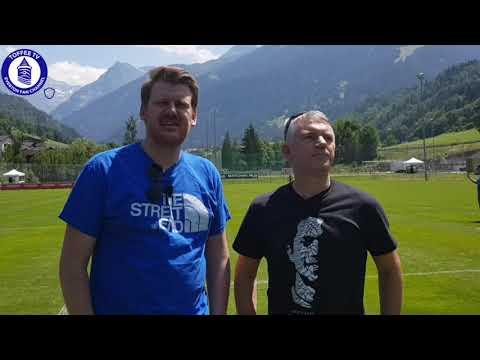 Everton In Switzerland