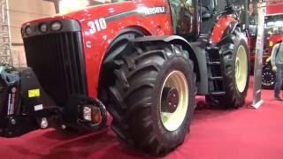 Versatile 310, 400, 550 auf der Agritechnica 2015 - Tractors - Traktoren - Trecker - Schlepper