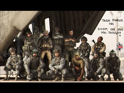 Call of Duty Modern Warfare 2 Game Movie
