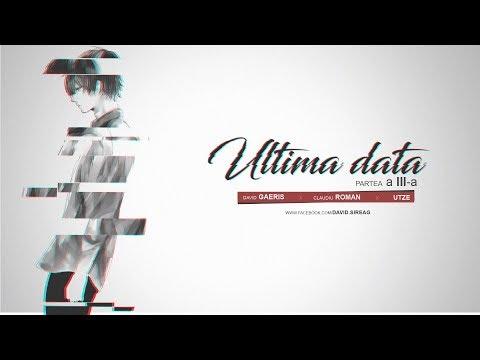 David GAERIS - Ultima dată lll (feat. Claudiu Roman&Utze) VIDEO
