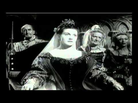 Olivier Hamlet Act 5 Scene 2