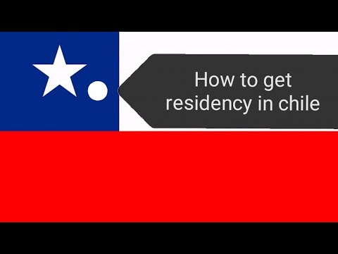 How to get work in chile