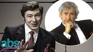 Peaky Blinders star Aidan Gillen stars as Dave Allen in BBC drama  | ABS US  DAILY NEWS