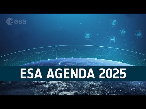 ESA Agenda 2025 Media Briefing