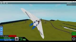Plane Crazy Super Fast WW2 Experimental Fighter Tutorial (Roblox)