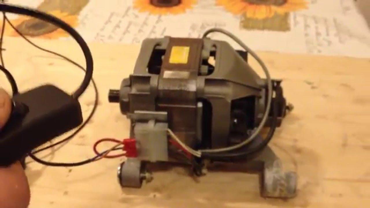 Schema Elettrico Motore Lavatrice : Collegamento elettrico motore lavatrice