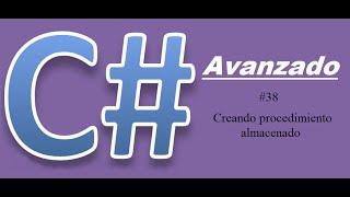 C# server sql almacenado procedimiento