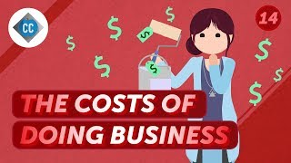 Expenses & Costs - How to Spend Money Wisely: Crash Course Entrepreneurship #14