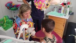 ¿Cómo tratar a un niño en el dentista? Psicología Infantil en Odontopediatría