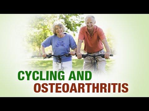Cycling and Osteoarthritis -  Dr. Gaurav Sharma - Defeating Arthritis
