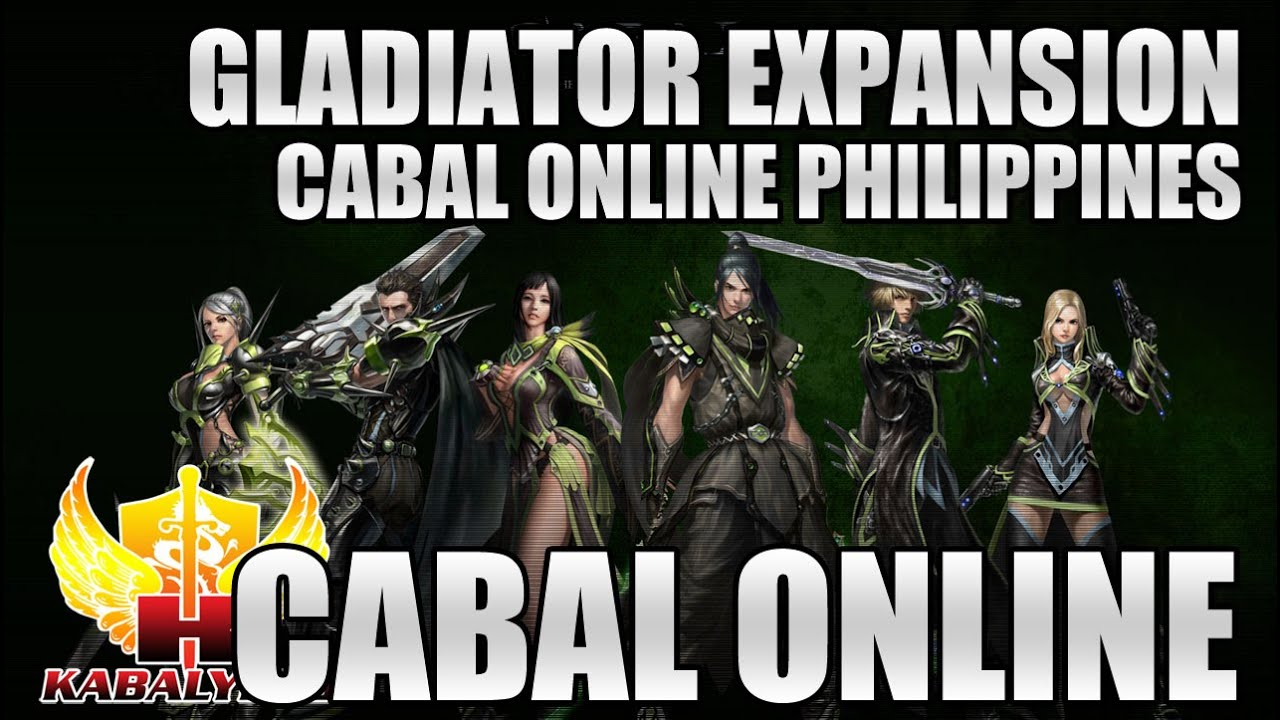 Cabal Online Gladiator Expansion Patch