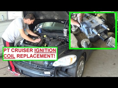 Chrysler Pt Cruiser Ignition Coil Removal and Replacement in 5 MINUTES! 20012009  YouTube