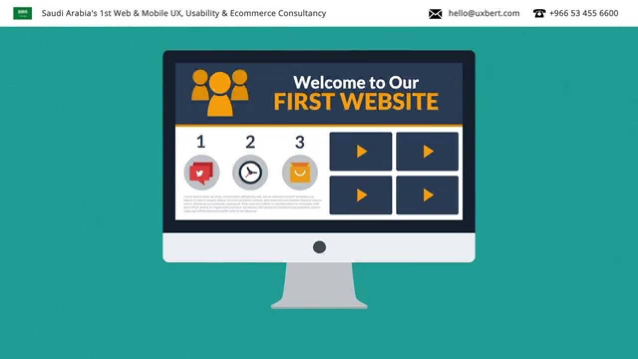 Web & Mobile UX Agency in Riyadh & Dubai   UXBERT Labs