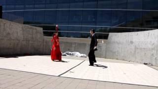 American Foxtrot Ballroom Dance Show at Utah Arts Festival