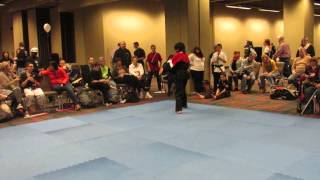 Yusuf Muldrow competes at Warrior's Cup 50th Anniversary Martial Arts Tournament - Part 3