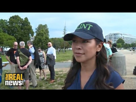 Vien Truong: People's Climate March