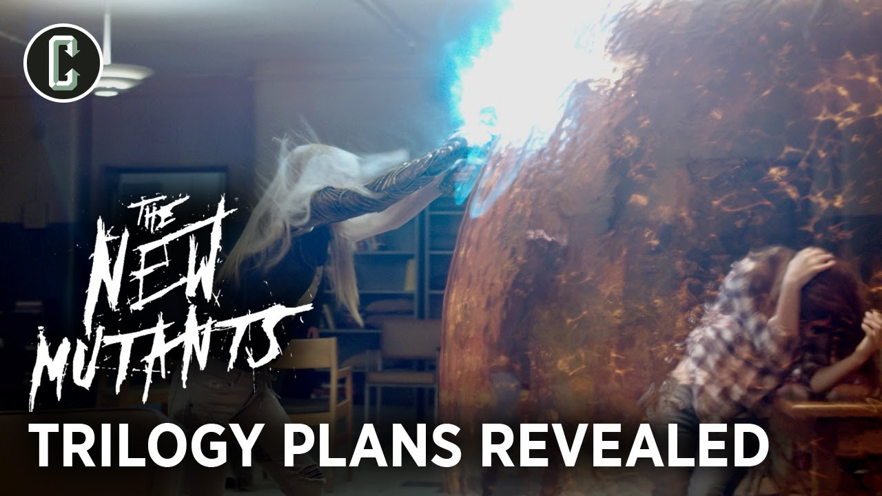 The New Mutants Sequel, Trilogy Plans Revealed by Director Josh Boone