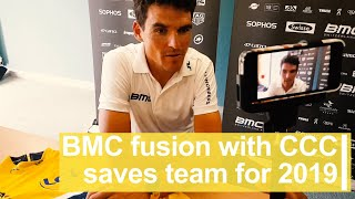 Video BMC fusion with CCC saves team for 2019 download MP3, 3GP, MP4, WEBM, AVI, FLV Juli 2018