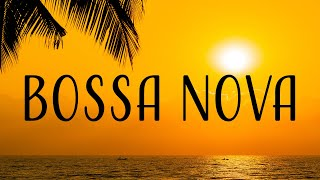 Relax Music  Bossa Nova Beach  Bossa Nova with Ocean Waves for Relax