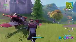 Fortnite Season 7 Paradox Skin Gameplay