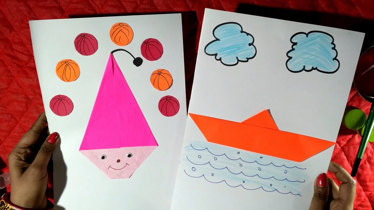 Crazy Craft Ideas For Different Age Group By Tchh Youtube