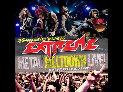 EXTREME Pornograffitti Live 25 / Metal Meltdown Trailer