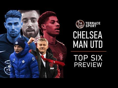 Can Solskjaer Beat Tuchel again? Chelsea vs Manchester United Top 6 Preview