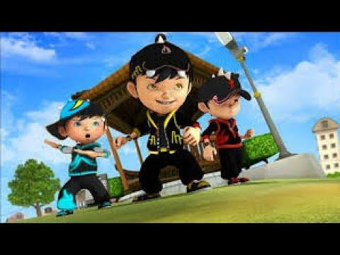 BoboiBoy Season 02 Episode 07 - Uncontrollable Emotions!  Hindi Dubbed HD