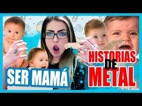 LO QUE NADIE DICE SOBRE SER MAMA - Historias de Metal