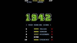 [7175games]CAPCOM Arcade Game 1942 [60fps]