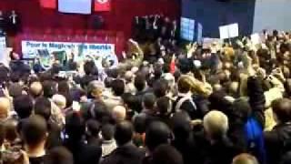 الأفافاس 04 مارس 2011 بقاعة الاطلس