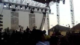 """Festival Sonorama 2010 """"Cartel de Santa Ft Mery Dee - Checa Wey"""""""