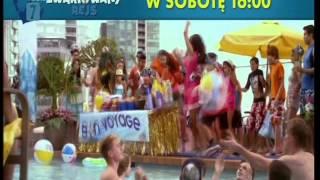 """Zwiastun filmu """"Pewien zwariowany rejs"""" na Nickelodeon Polska po polsku online"""