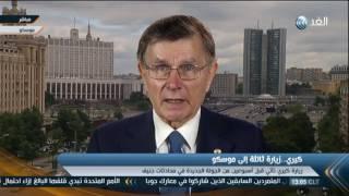 بالفيديو.. دبلوماسي روسي سابق يوضح أسباب تغير سياسة واشنطن مع موسكو حول سوريا
