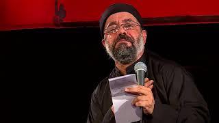 Haj Mahmoud Karimi Night of Tasoa 2018⬛حاج محمود کریمی شب تاسوعا ۱۳۹۷⇦۸ زمینه هوای خیمه گرمه