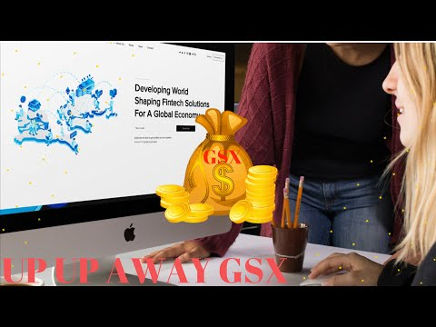 CRYPTO NEWS:TOP NEWS-GSX CDE/75% BONUS PLUS! https://gsxcde.com/invite?ref=UD00015  WHITEPAPER LINK
