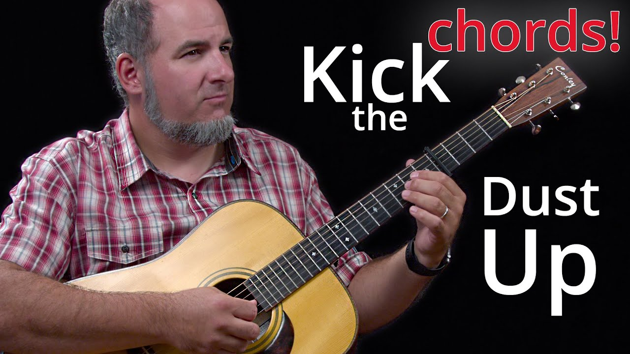 Kick The Dust Up By Luke Bryan Guitar Lesson Chords Bonus Round