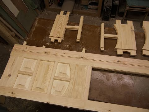 Wooden Door Making Youtube
