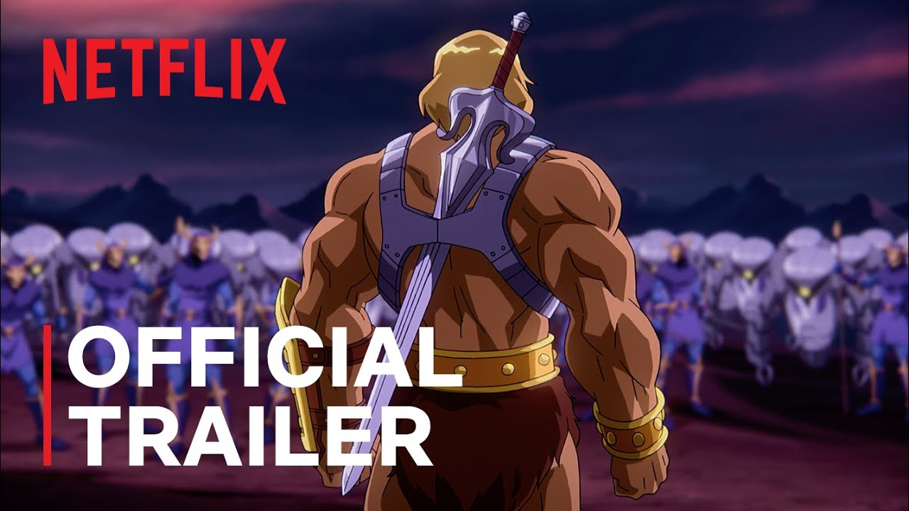 Download Masters of the Universe: Revelation Part 1 | Official Trailer | Netflix