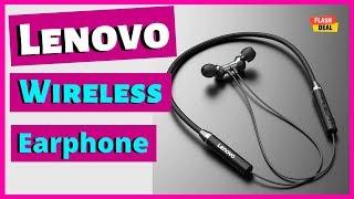 Lenovo HE05 Wireless Bluetooth Neckband Earphone Review