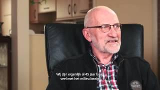 Duurzaam wonen met Theo en Lyske Boersma uit Joure met hun waterontharder
