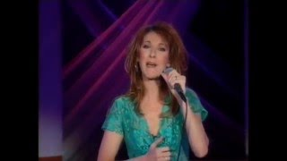 Celine Dion Because You Loved Me My Heart Will Go On Live HQ