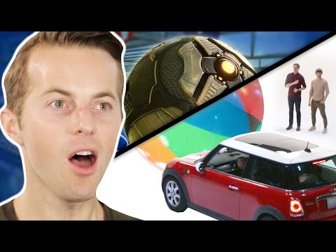 Thumbnail: The Try Guys Play Rocket League