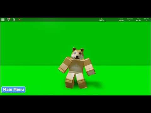 Doge Dance Orange Justice Roblox Giant Dance Off Simulator Youtube