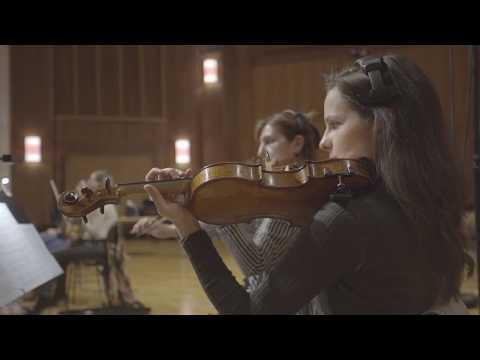 Marcella Season 2 score recording at Vienna   Music by Lorne Balfe